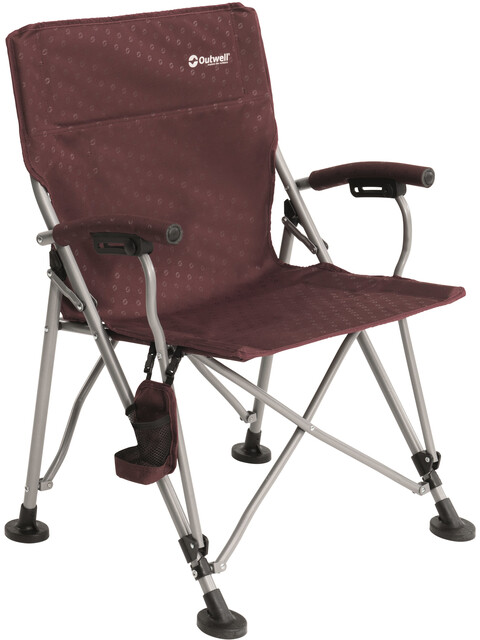 Outwell Campo Chair claret